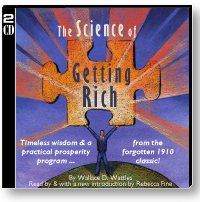 The Science of Getting Rich Network Exclusive Audiobook on Two CDs